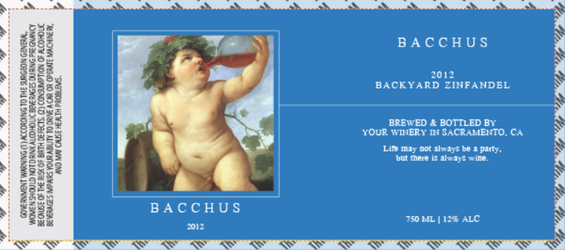 Picture of Bacchus Fullwrap