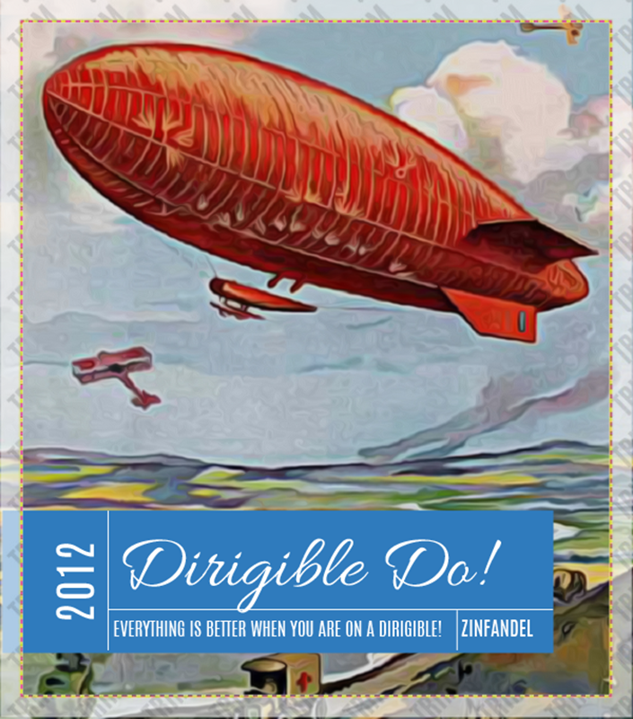 Picture of Dirigible Do! Square Set