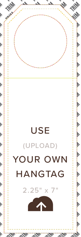 Picture of Upload Your Own Hangtag