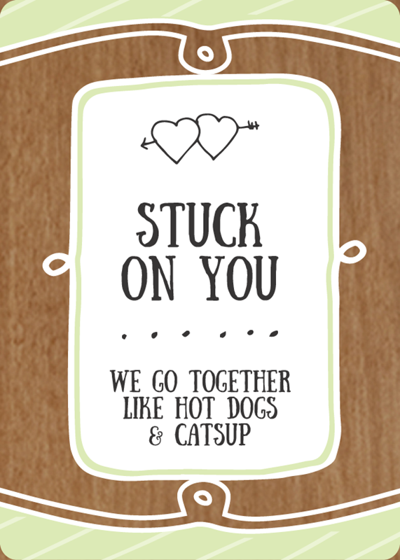 Picture of Stuck On You Tap Handle