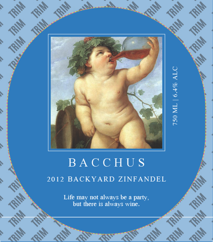 Picture of Bacchus Oval Set