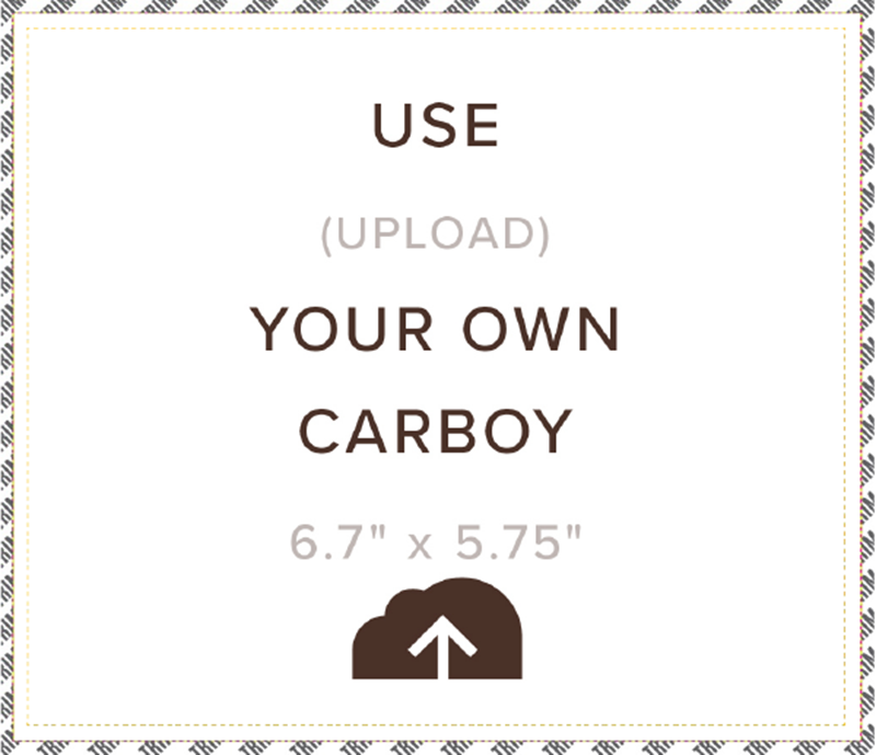 Picture of Upload Your Own Carboy