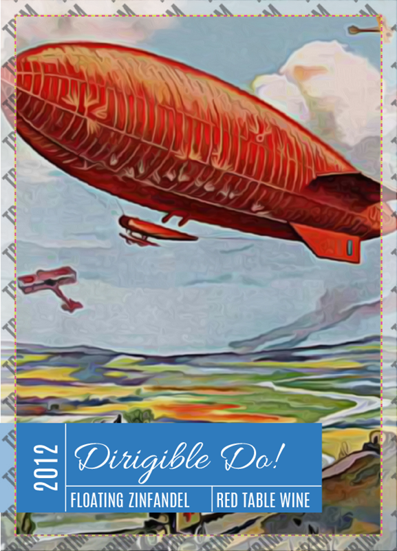 Picture of Dirigible Do! Volo