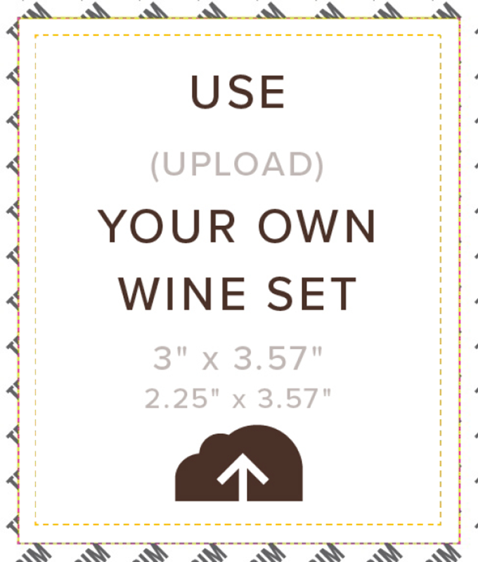 Picture of Upload Your Own Wine Set