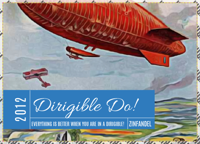 Picture of Dirigible Do! Basic Landscape