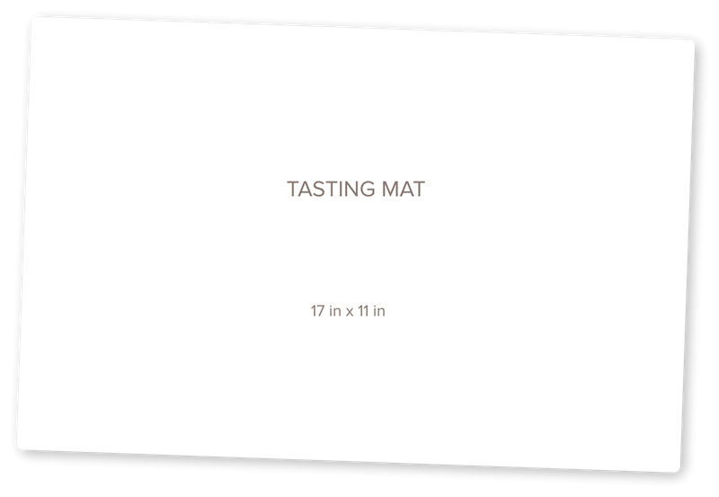 Picture for category Wine Tasting Placemats